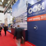 [:de]Congress Center Hamburg's booth at the IMEX 2015[:]