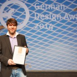 German Design Award 2014 am Messe Frankfurt