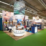 Sennelier am die Messe Paperworld 2015